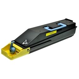 Logic-Seek  Toner kompatibel zu Kyocera TK-880Y 1T02KAANL0 HC Yellow