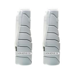 Logic-Seek 2 Toner kompatibel zu Konica Bizhub TN-311 8938-404 HC Schwarz