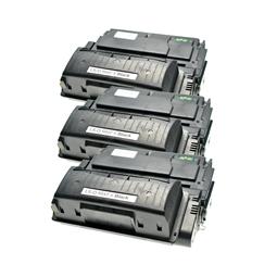 Logic-Seek 3 Toner kompatibel zu HP 42X Q5942X HC Schwarz
