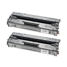 Logic-Seek 2 Toner kompatibel zu HP 92A C4092A HC Schwarz