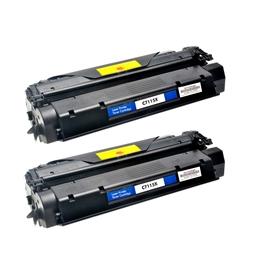 Logic-Seek 2 Toner kompatibel zu HP 15X C7115X HC Schwarz