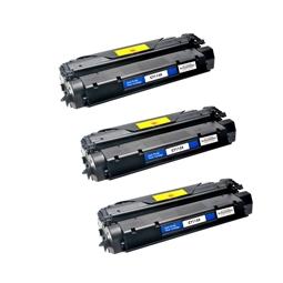 Logic-Seek 3 Toner kompatibel zu HP 15X C7115X HC Schwarz