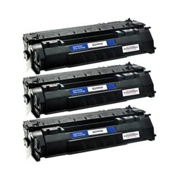Logic-Seek 3 Toner kompatibel zu HP 49A Q5949A HC Schwarz
