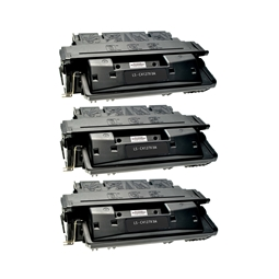 Logic-Seek 3 Toner kompatibel zu HP 27X C4127X HC Schwarz