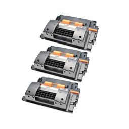Logic-Seek 3 Toner kompatibel zu HP 90A CE390A HC Schwarz
