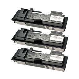 Logic-Seek 3 Toner kompatibel zu Kyocera TK-18 1T02FM0EU0 HC Schwarz