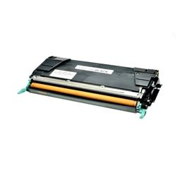 Logic-Seek  Toner kompatibel zu Lexmark C746 C748 XL C746H2KG UHC Schwarz