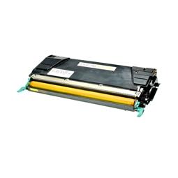 Logic-Seek  Toner kompatibel zu Lexmark C746 C746A2YG HC Yellow
