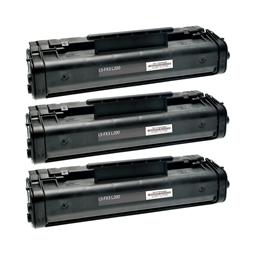 Logic-Seek 3 Toner kompatibel zu Canon FX-3 1557A003 HC Schwarz