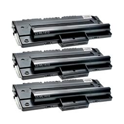 Logic-Seek 3 Toner kompatibel zu Samsung ML-1710 ML-1410 ML-1710D3/ELS HC Schwarz