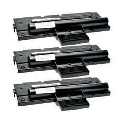 Logic-Seek 3 Toner kompatibel zu Samsung SCX-4016 SCX-4100 SCX-4100D3/ELS HC Schwarz