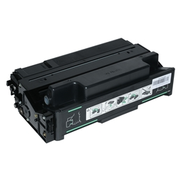 Logic-Seek  Toner kompatibel zu Ricoh Aficio AP 2600 TYPE215 400760 HC Schwarz