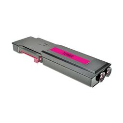 Logic-Seek  Toner kompatibel zu Dell C3760 40W00 593-11121 HC Magenta