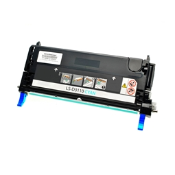 Logic-Seek  Toner kompatibel zu Dell 3110 PF029 593-10171 HC Cyan
