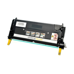 Logic-Seek  Toner kompatibel zu Dell 3110 NF556 593-10173 HC Yellow