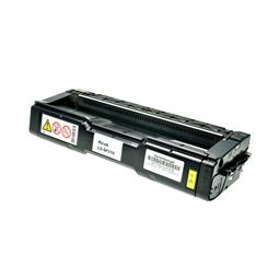 Logic-Seek  Toner kompatibel zu Ricoh SPC-231 SPC-310 XL TYPESPC310HE 406482 UHC Yellow