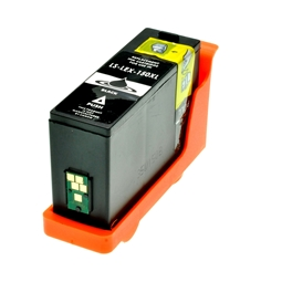 Logic-Seek  Tintenpatrone kompatibel zu Lexmark 150XLA 14N1636 XL Schwarz