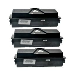 Logic-Seek 3 Toner kompatibel zu Kyocera TK-160 1T02LY0NL0 HC Schwarz