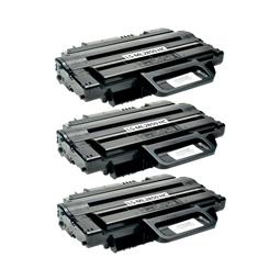 Logic-Seek 3 Toner kompatibel zu Samsung ML-2850 ML-D2850B/ELS HC Schwarz
