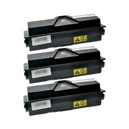 Logic-Seek 3 Toner kompatibel zu Kyocera TK-130 1T02HS0EU0 UHC Schwarz