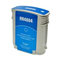 Logic-Seek  Tintenpatrone kompatibel zu HP 12 C4804A XL Cyan