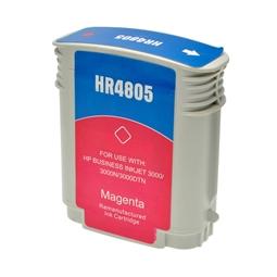Logic-Seek  Tintenpatrone kompatibel zu HP 12 C4805A XL Magenta