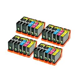 Logic-Seek 20 Tintenpatronen kompatibel zu Lexmark 150XLA XL