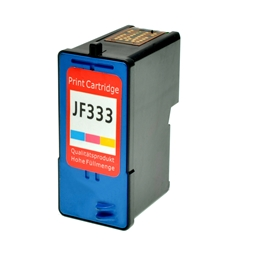 Logic-Seek  Tintenpatrone kompatibel zu Dell 725 JF333 592-10177 XL Color
