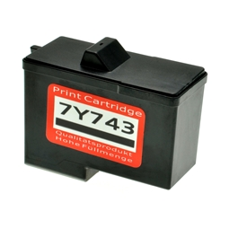 Logic-Seek  Tintenpatrone kompatibel zu Dell A940 7Y743 592-10043 XL Schwarz