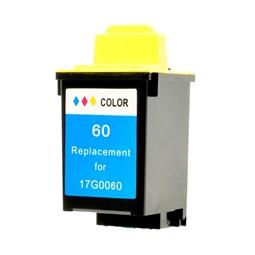 Logic-Seek  Tintenpatrone kompatibel zu Lexmark 60 17G0060E XL Color