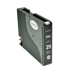 Logic-Seek  Tintenpatrone kompatibel zu Canon PGI-29PBK 4869B001 XL Photo Schwarz