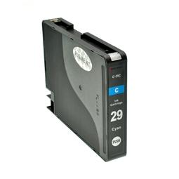 Logic-Seek  Tintenpatrone kompatibel zu Canon PGI-29C 4873B001 XL Cyan