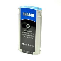 Logic-Seek  Tintenpatrone kompatibel zu HP 70 C9448A XL Matt Schwarz