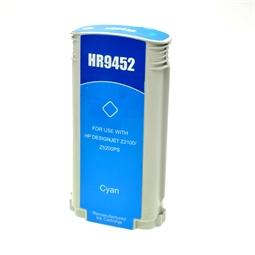 Logic-Seek  Tintenpatrone kompatibel zu HP 70 C9452A XL Cyan