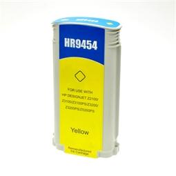 Logic-Seek  Tintenpatrone kompatibel zu HP 70 C9454A XL Yellow