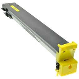 Logic-Seek  Toner kompatibel zu Konica Bizhub TN-210Y 8938-510 HC Yellow