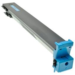 Logic-Seek  Toner kompatibel zu Konica Bizhub TN-214C A0D7454 HC Cyan