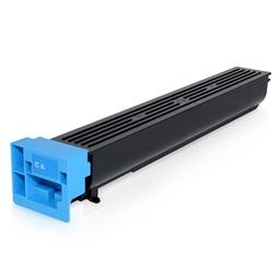 Logic-Seek  Toner kompatibel zu Konica Bizhub TN-613C A0TM450 HC Cyan