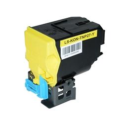 Logic-Seek  Toner kompatibel zu Konica Bizhub TNP-27Y A0X5253 HC Yellow