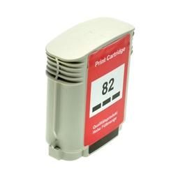 Logic-Seek  Tintenpatrone kompatibel zu HP 82 CH565A XL Schwarz