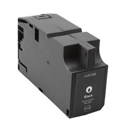 Logic-Seek  Tintenpatrone kompatibel zu Lexmark 210XL 14L0174E XL Schwarz