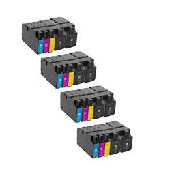 Logic-Seek 20 Tintenpatronen kompatibel zu Lexmark 210 XL