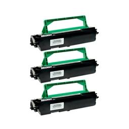 Logic-Seek 3 Toner kompatibel zu Epson EPL-5700 S050010 C13S050010 HC Schwarz
