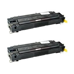 Logic-Seek 2 Toner kompatibel zu HP 74A 92274A HC Schwarz