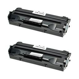 Logic-Seek 2 Toner kompatibel zu Samsung ML-1210 ML-1210D3/ELS HC Schwarz