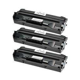 Logic-Seek 3 Toner kompatibel zu Samsung ML-1210 ML-1210D3/ELS HC Schwarz