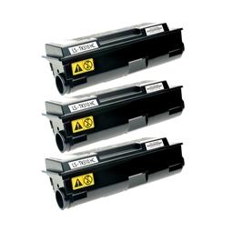 Logic-Seek 3 Toner kompatibel zu Kyocera TK-310 1T02F80EU0 HC Schwarz