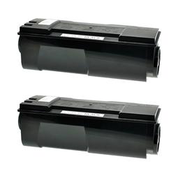 Logic-Seek 2 Toner kompatibel zu Kyocera TK-65 370QD0KX HC Schwarz