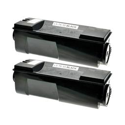 Logic-Seek 2 Toner kompatibel zu Kyocera TK-55 370QC0KX HC Schwarz