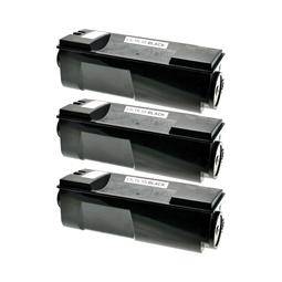 Logic-Seek 3 Toner kompatibel zu Kyocera TK-55 370QC0KX HC Schwarz